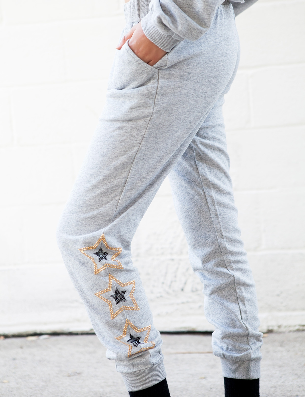 Rogue Star Grey Sweatpants