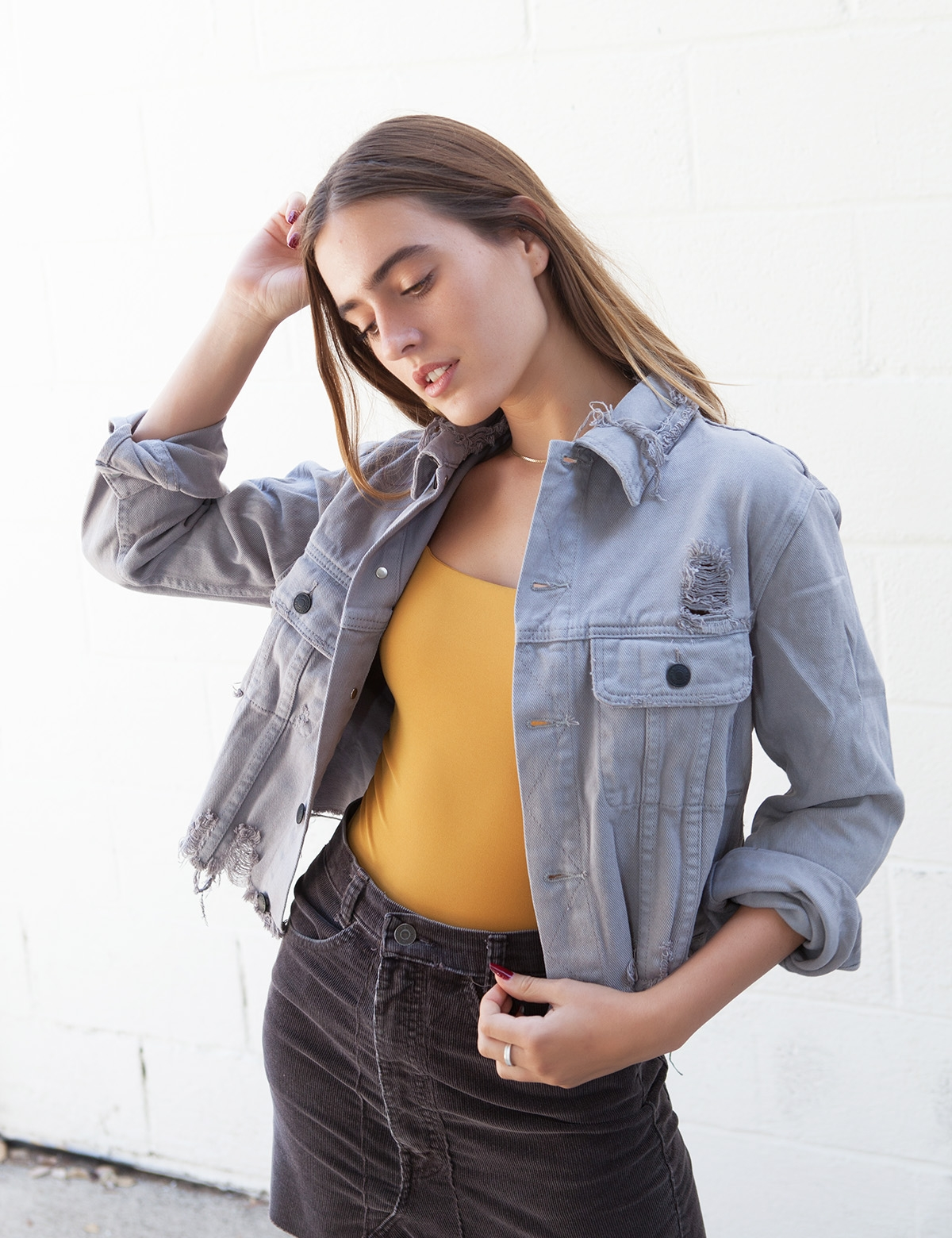 Bailey Ash Denim Jacket
